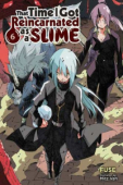 That Time I Got Reincarnated as a Slime - Vol.06
