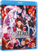 Re:Zero - Starting Life in Another World: Season 1 - Part 1/2 [Blu-ray]