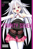 Trinity Seven: The Seven Magicians - Vol.17