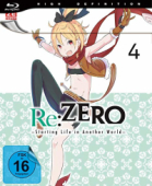Re:Zero: Starting Life in Another World - Vol.4/5 [Blu-ray]