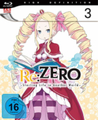 Re:Zero: Starting Life in Another World - Vol.3/5 [Blu-ray]