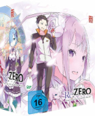 Re:Zero: Starting Life in Another World - Vol.1/5: Limited Edition + Sammelschuber