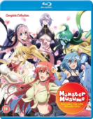Monster Musume: Everyday Life With Monster Girls - Complete Series + OVA [Blu-ray]