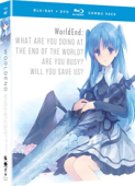 WorldEnd: What Do You Do at the End of the World? Are You Busy? Will You Save Us? - Complete Series [Blu-ray+DVD]