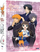 Fruits Basket 2001 - Complete Series: Collector's Edition