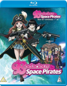 Bodacious Space Pirates - Complete Series [Blu-ray]