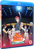 Food Wars!: The Second Plate [Blu-ray]