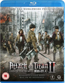 Attack on Titan: The Movie 2 (OwS) [Blu-ray]