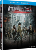 Attack on Titan: The Movie 2 [Blu-ray+DVD]