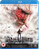 Attack on Titan: The Movie 1 (OwS) [Blu-ray]
