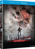 Attack on Titan: The Movie 1 [Blu-ray+DVD]
