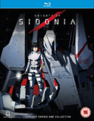 Knights of Sidonia - Collector's Edition [Blu-ray]