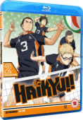 Haikyu!!: Season 1 - Part 2/2 (OwS) [Blu-ray]