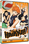 Haikyu!!: Season 1 - Part 1/2 (OwS)
