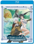Is it Wrong to Try to Pick Up Girls in a Dungeon?: Season 1 [Blu-ray]
