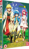 Magi: The Labyrinth of Magic - Box 1/2