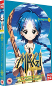 Magi: The Labyrinth of Magic - Box 2/2 [Blu-ray]
