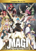 Magi: The Kingdom of Magic [Blu-ray]