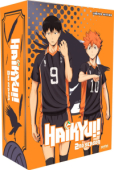 Haikyu!!: Season 2 - Limited Edition [Blu-ray+DVD]