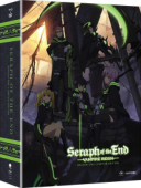 Seraph of the End: Vampire Reign - Part 1/2: Limited Edition [Blu-ray+DVD] + Artbox