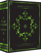Seraph of the End: Vampire Reign - Complete Series: Collector's Edition [Blu-ray+DVD] + Artbook