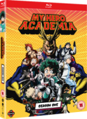 My Hero Academia: Season 1 [Blu-ray]