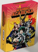 My Hero Academia: Season 1 - Limited Edition [Blu-ray+DVD]