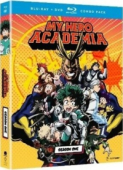 My Hero Academia: Season 1 [Blu-ray+DVD]