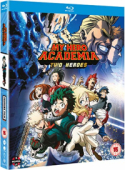 My Hero Academia: Two Heroes [Blu-ray+DVD]