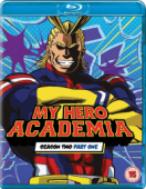 My Hero Academia: Season 2 - Part 1/2 [Blu-ray]
