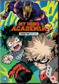 My Hero Academia: Season 2 - Part 2/2