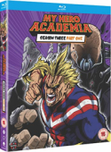 My Hero Academia: Season 3 - Part 1/2 [Blu-ray]