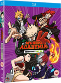 My Hero Academia: Season 3 - Part 2/2 [Blu-ray]