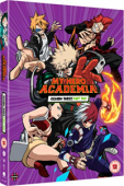 My Hero Academia: Season 3 - Part 2/2