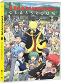 Assassination Classroom: Season 1 - Part 1/2