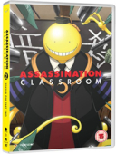 Assassination Classroom: Season 1 - Part 2/2