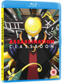 Assassination Classroom: Season 1 - Part 2/2 [Blu-ray]