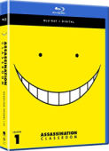 Assassination Classroom: Season 1 [Blu-ray]