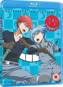 Assassination Classroom: Season 2 - Part 2/2: Limited Edition [Blu-ray] + Artbook