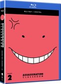 Assassination Classroom: Season 2 [Blu-ray]