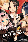 Kaguya-Sama: Love Is War - Vol.10: Kindle Edition