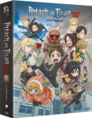 Attack on Titan: Junior High - Complete Series: Collector's Edition [Blu-ray]