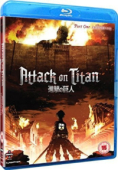 Attack on Titan: Season 1 - Part 1/2 [Blu-ray]