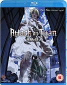 Attack on Titan: Season 1 - Part 2/2 [Blu-ray]