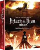 Attack on Titan: Season 1 - Part 1/2: Limited Edition [Blu-ray+DVD]