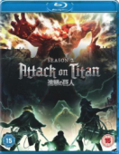 Attack on Titan: Season 2 - Complete Series [Blu-ray]