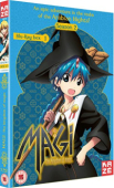Magi: The Kingdom of Magic - Box 1/2 [Blu-ray]