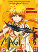 Magi: The Kingdom of Magic - Box 2/2