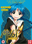 Magi: The Kingdom of Magic - Box 2/2 [Blu-ray]