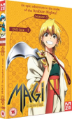Magi: The Kingdom of Magic - Box 1/2